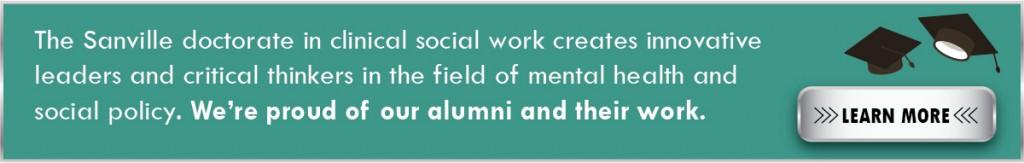 Sanville alumni are leaders in social work